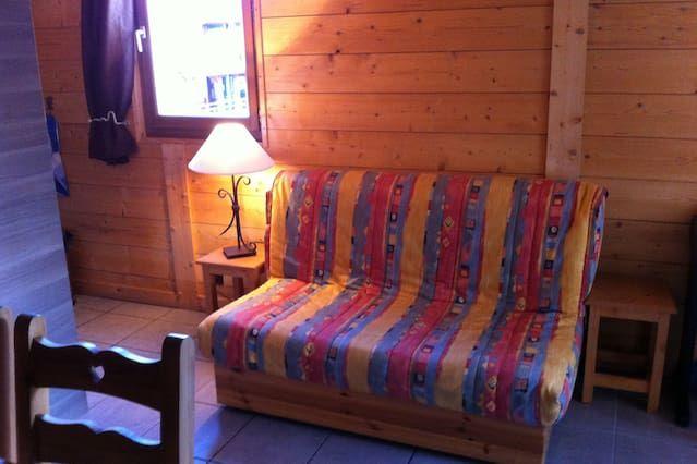 Alojamiento para 4 personas en Risoul