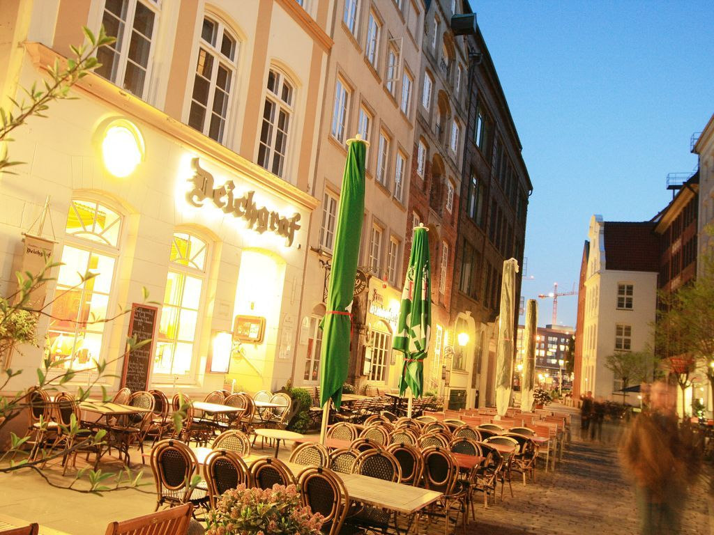 Piso ideal en Hamburgo de 2 dormitorios