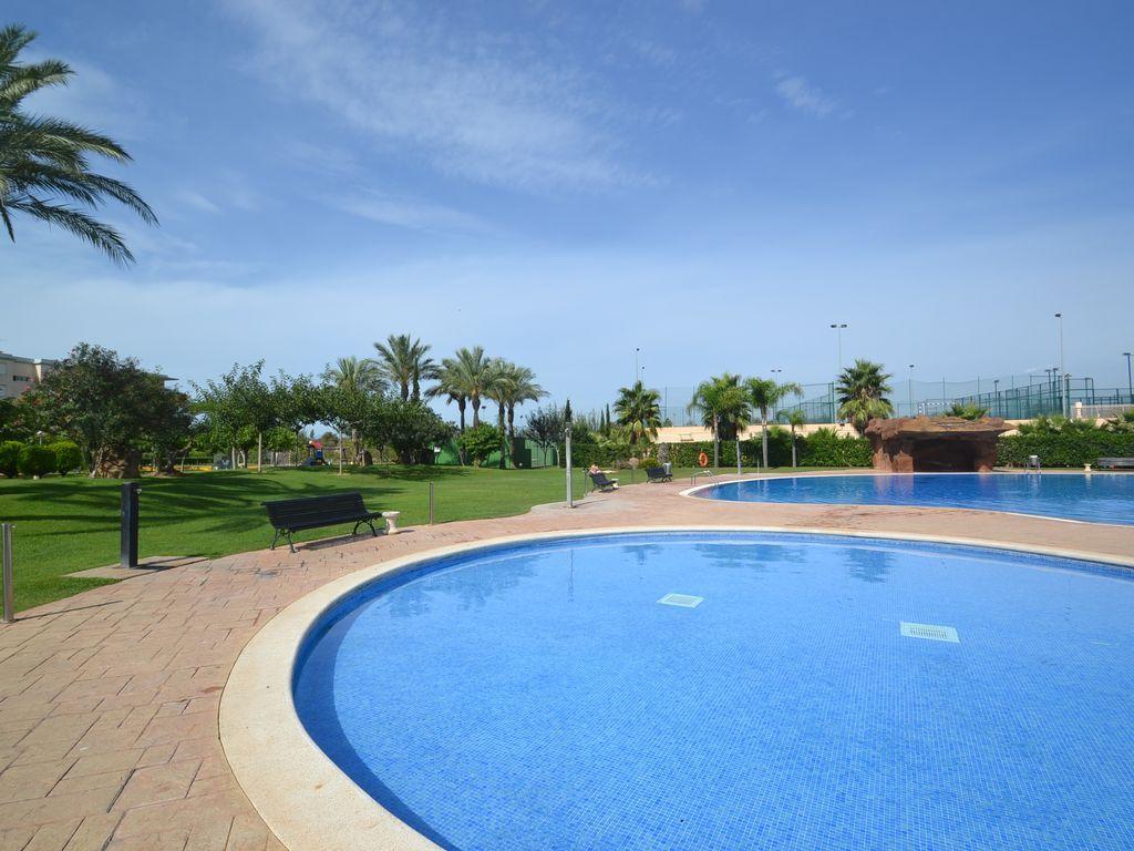 Perfecto apartamento para 6 personas en Costa dorada