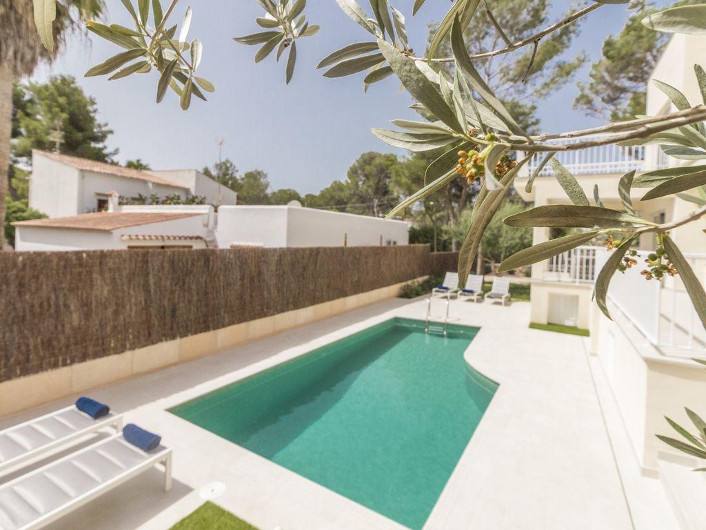 Residencia en Portopetro con piscina