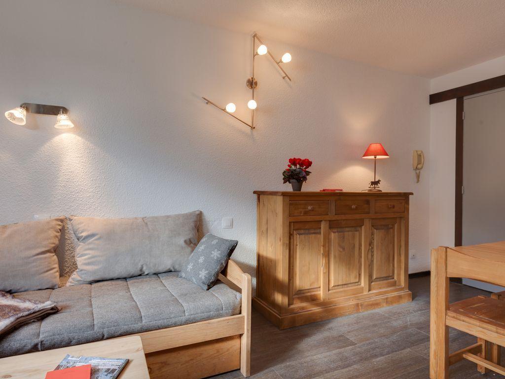 Apartamento de 1 habitación en Saint chaffrey