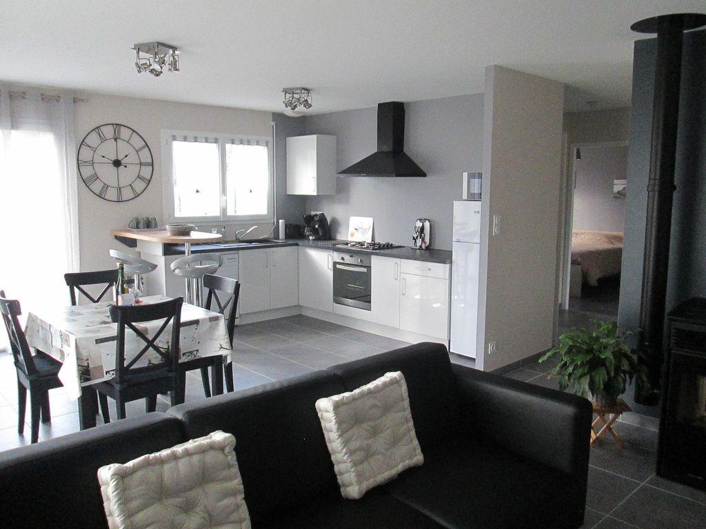 Residencia de 80 m²
