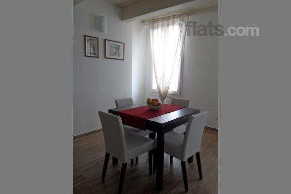 Encantador Piso con 1 dormitorio(s) en Ravenna con Aire acondicionado