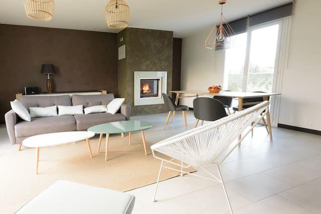 Alojamiento de 115 m² en Leognan