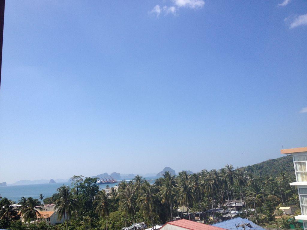 Piso en Klong muang para 3 personas