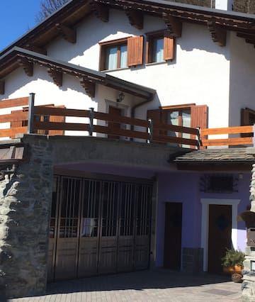 Práctica vivienda en Valfurva