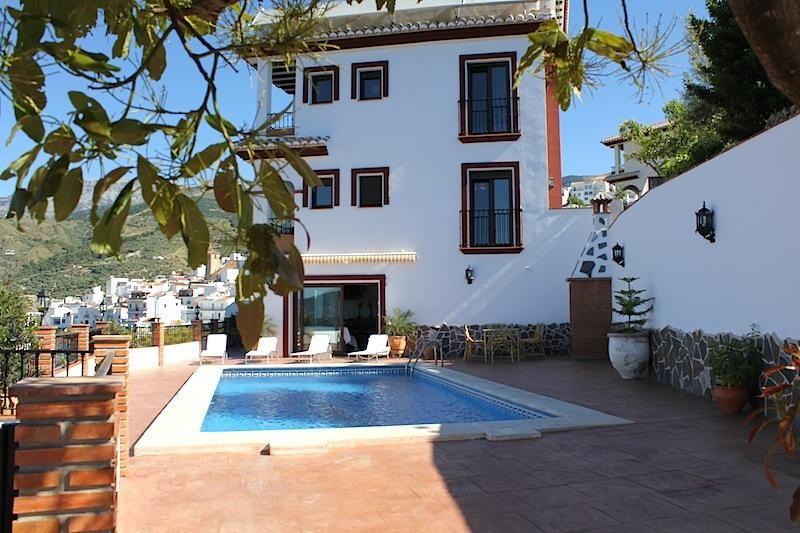 Villa en Canillas de Albaida, Costa del Sol, España