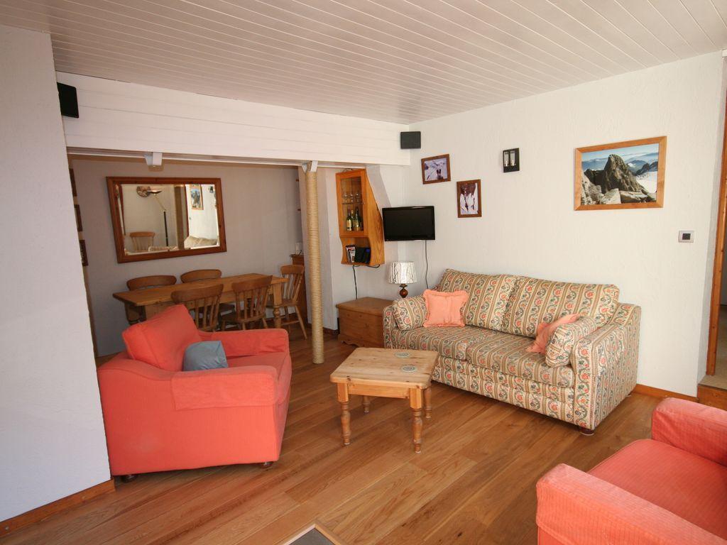 Apartamento de 60 m² de 2 habitaciones