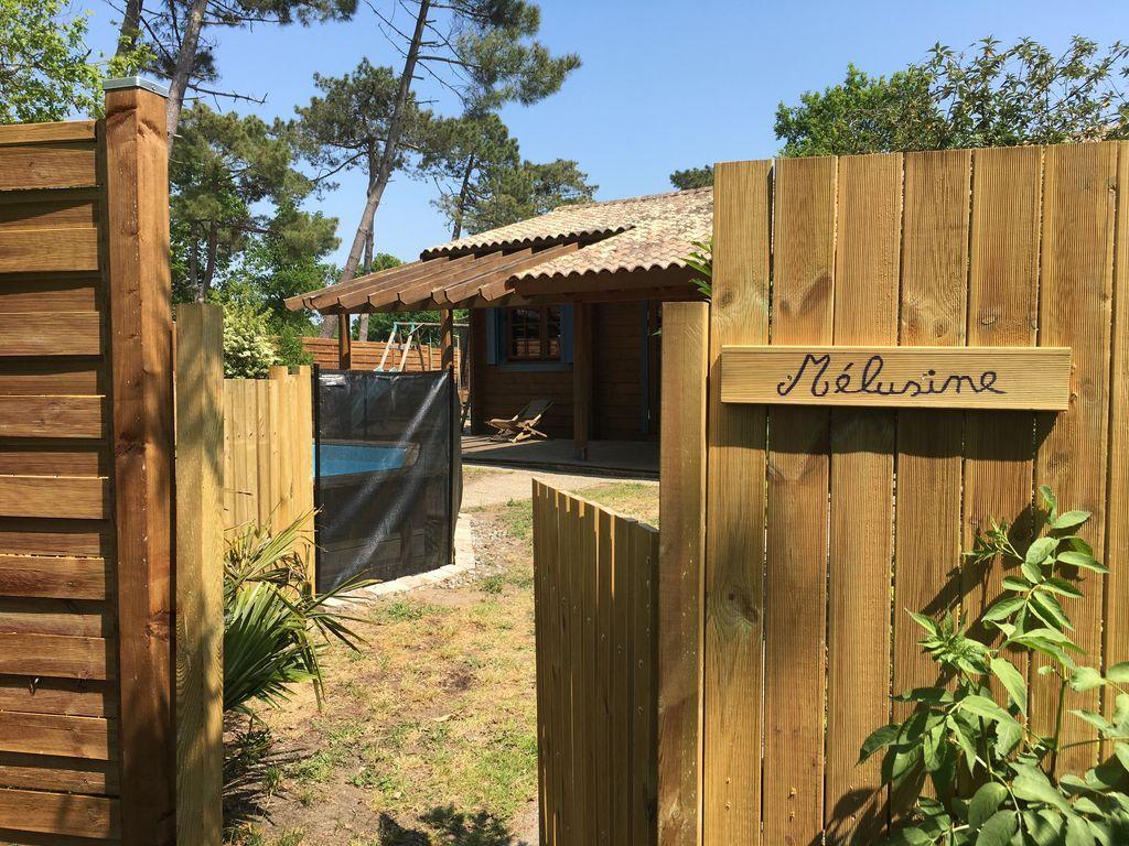 Residencia para 6 huéspedes en Les mathes
