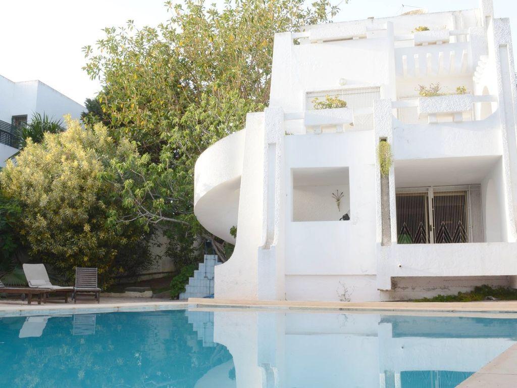 Residencia de 620 m² para 12 huéspedes