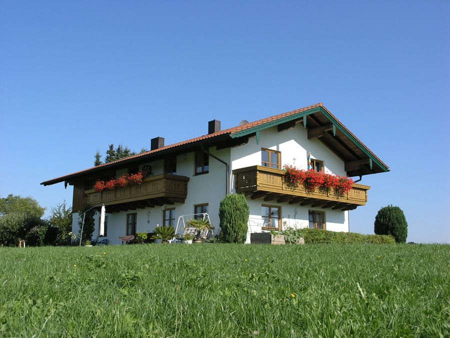 45 m² property with balcony