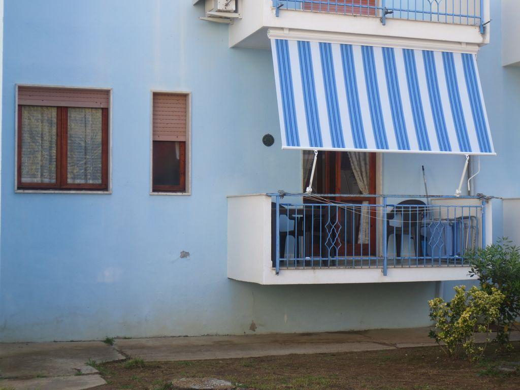 Alojamiento con parking incluído en Scalea