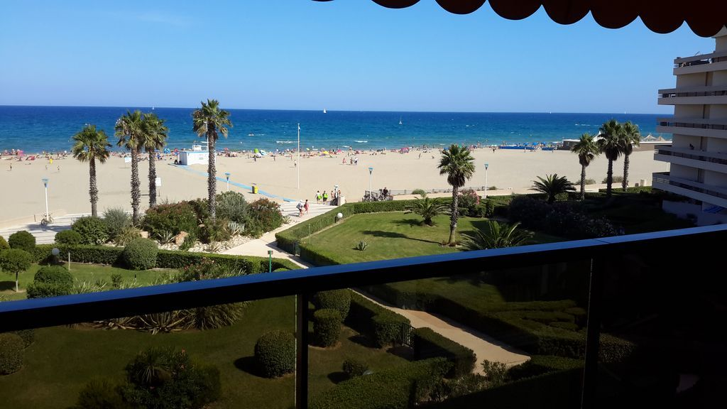 Apartment mit 2 Zimmern in Canet-en-roussillon