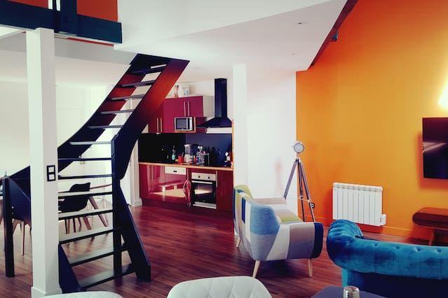 Appartement de 80 m² à Poitiers