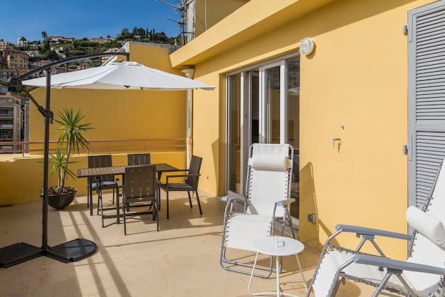 Appartement à Niza à 1 chambre