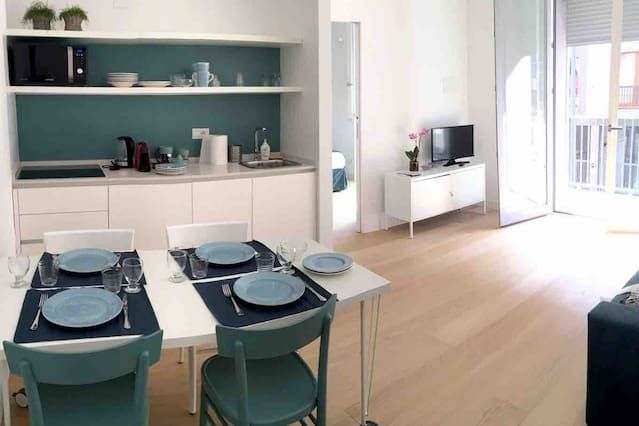 Apartamento de 1 habitación en Milán