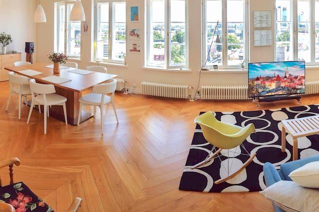 Alojamiento interesante en Tallinn