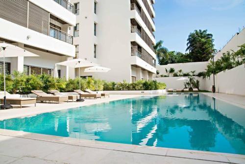 Apartamento en Abiyán con jardín