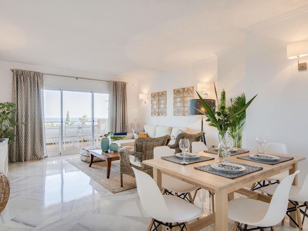 Holiday rental in Marbella with 2 rooms