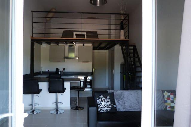 Hébergement de 70 m² à Rognonas