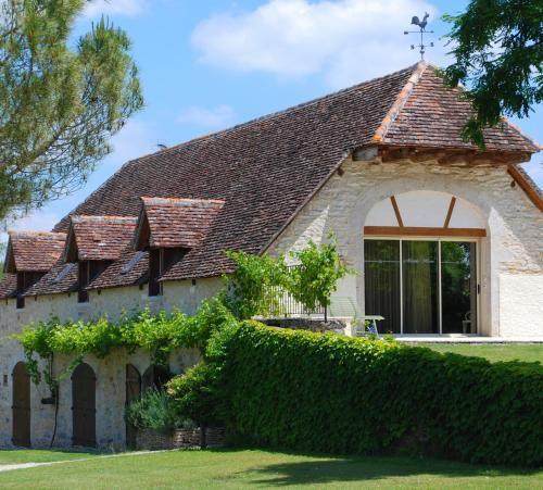 Hébergement à Rocamadour de 3 chambres