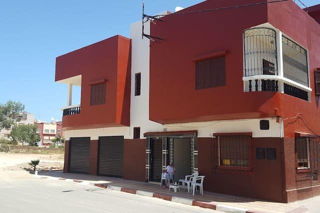 Residencia de 120 m² en Kénitra