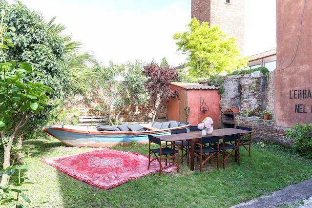 Casa en Venecia con Climatización, Lavadora (361395)