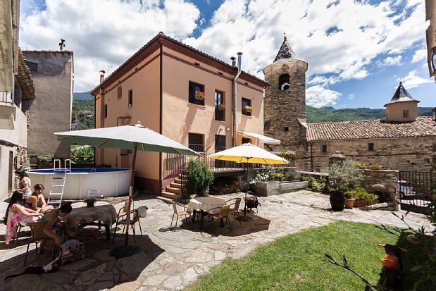 Häusliche Ferienunterkunft in Pont de suert (el)