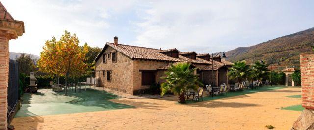 Alojamiento hogareño en Navaconcejo