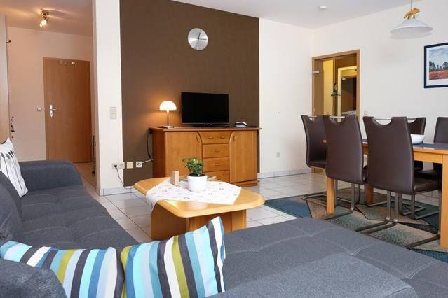 Alojamiento de 2 habitaciones en Kruchten