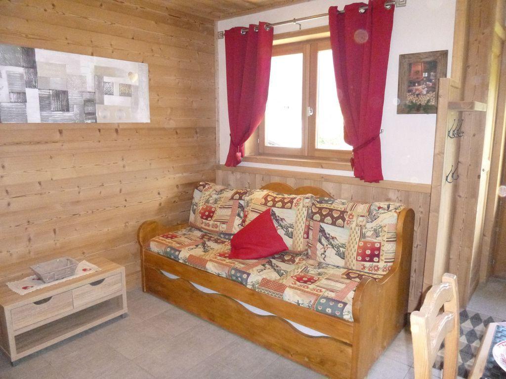 Alojamiento ideal de 36 m²