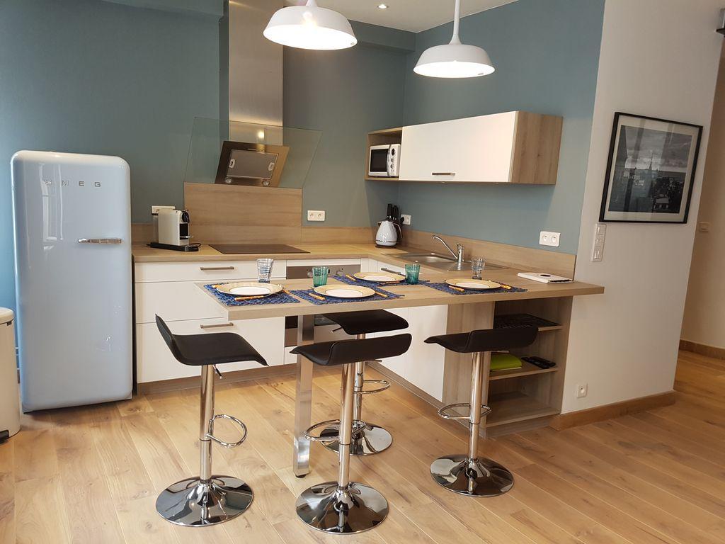Apartamento de 36 m² en Trouville-sur-mer