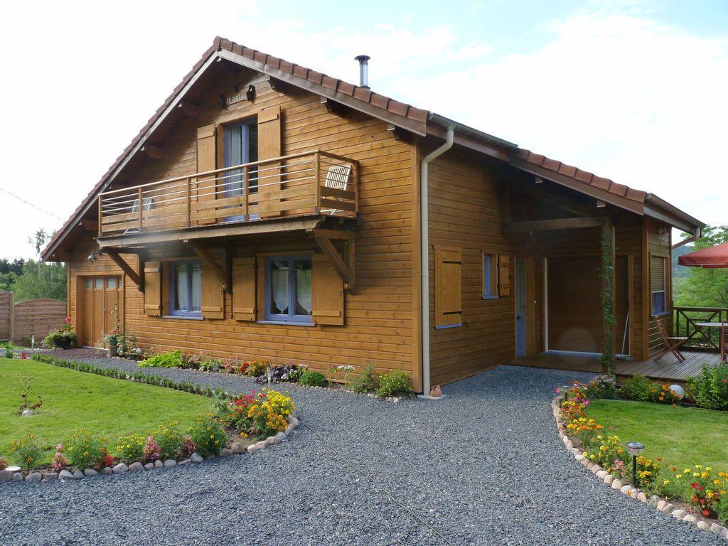 Casa equipada de 140 m²