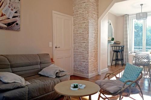 Appartement bien équipé avec 1 chambre