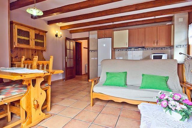 Salardu apartamento 3 habitaciones 5 personas