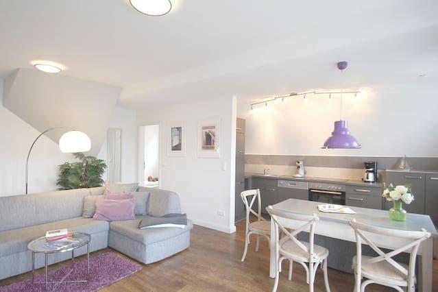 Wohnung auf 65 m² für 4 Gäste