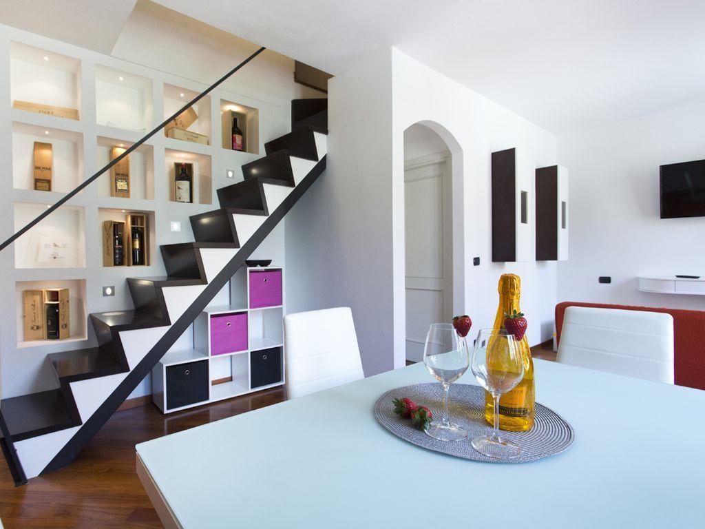 Piso turístico hogareño en Siena de 2 dormitorios