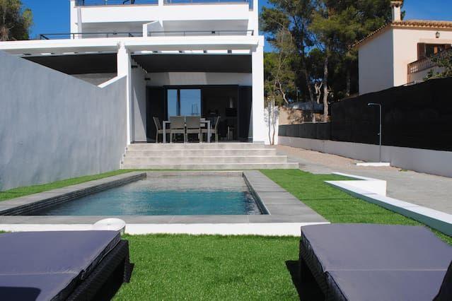 Cómodo vivienda de 120 m²