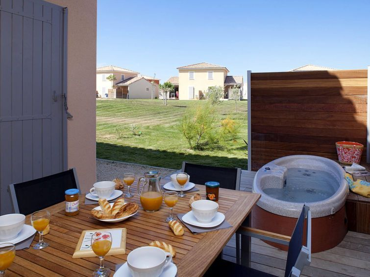 Apartamento en Fabrègues para 4 huéspedes