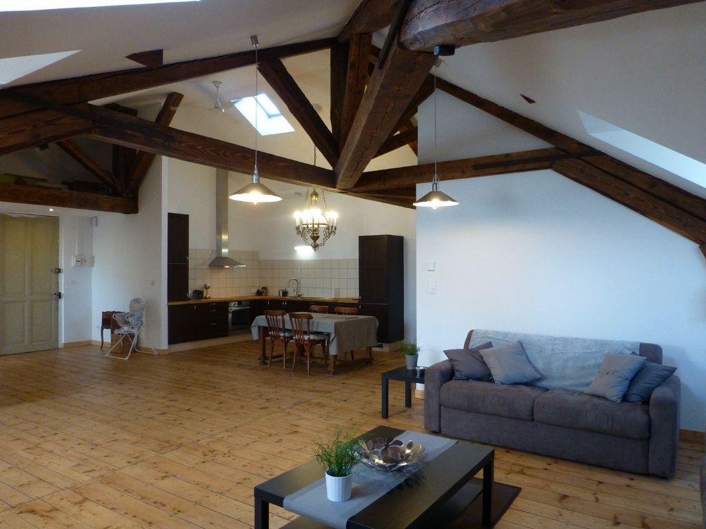 Appartement pour 5 PAX à Annonay
