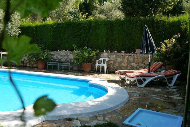 Residencia con piscina en Cazorla