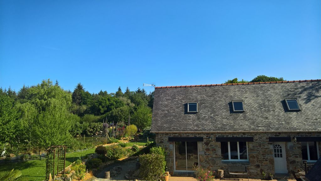 Vivienda de 60 m² con jardín