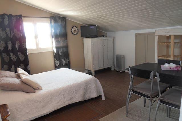 Alojamiento en Argeles sur mer con parking incluído