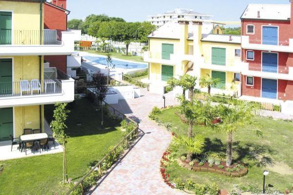 Holiday apartment in Cavallino (3-Raum-App./Typ 1)