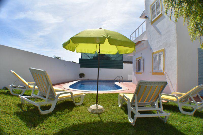 Residencia con piscina para 6 huéspedes