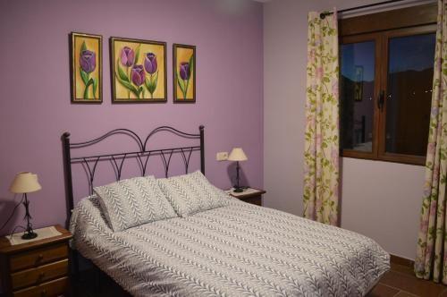 Hogareño piso de 4 habitaciones