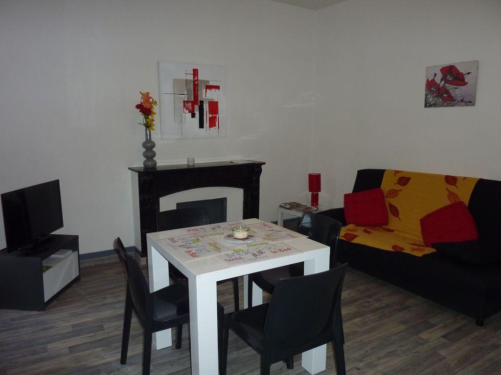 Apartamento en Carcassonne con parking incluído