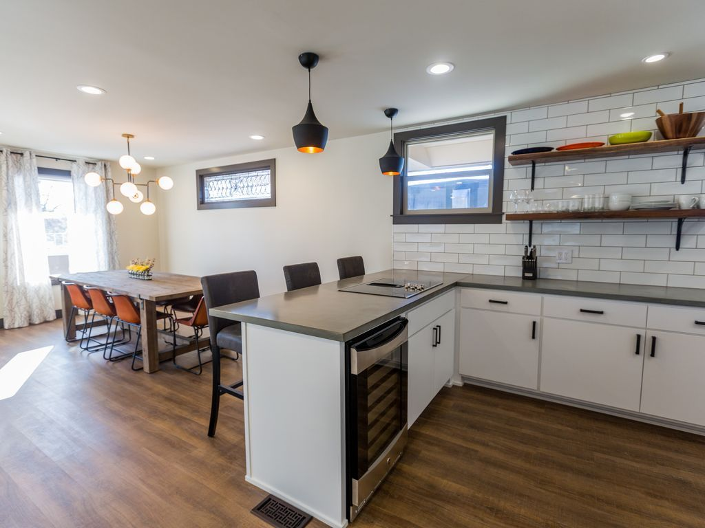 Apartamento para 8 personas de 4 habitaciones