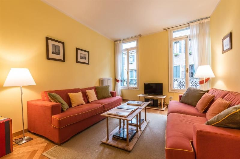 Perfect holiday rental in Venice for 4 guests