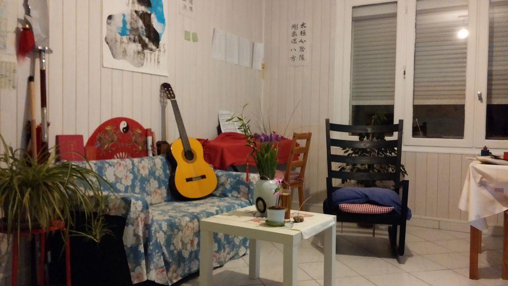 Hébergement avec wi-fi à Nantes